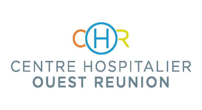 logo centre hospitalier ouest réunion